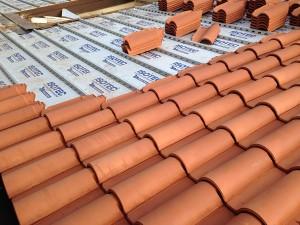 Preventivo tetto in legno lamellare