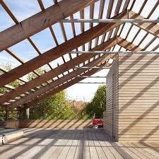 tetto prefabbricato in legno