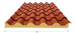 Isolante per tetti in legno