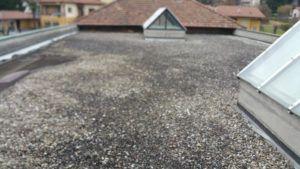 Trasformazione di coperture piane a Brusimpiano (VA)