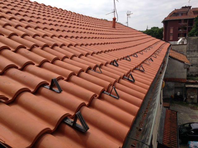 Rifacimento tetto civile a Brugherio (MB)