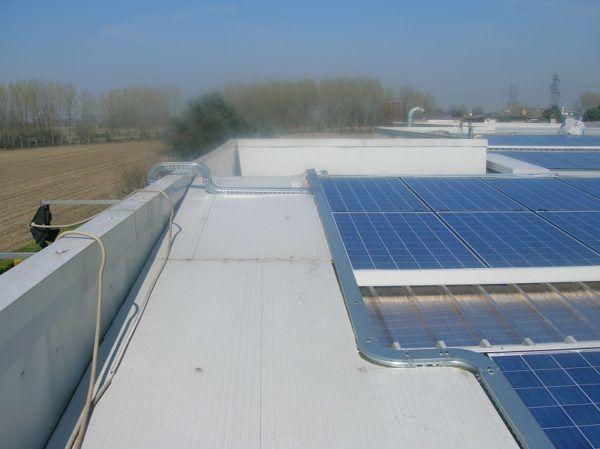 Impianto fotovoltaico Vizzolo Pedrabissi
