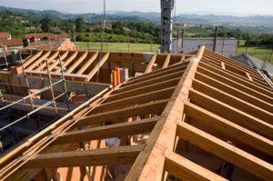 tetto in legno dettagli Lombardia