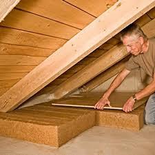 Isolamento tetto esistente