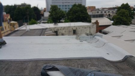 Impermeabilizzazione tetto Segrate (MI)