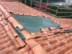Riparazione tetto manutenzione ordinaria